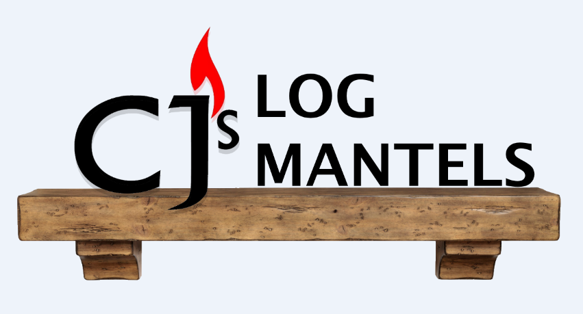 Log Fireplace Mantel Mounting Brackets Triangle And Square